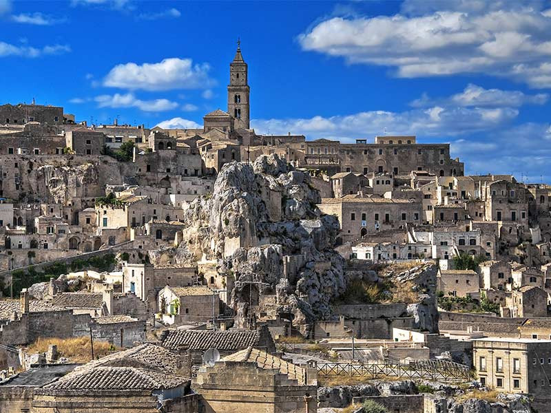 Matera, the city of Sassi