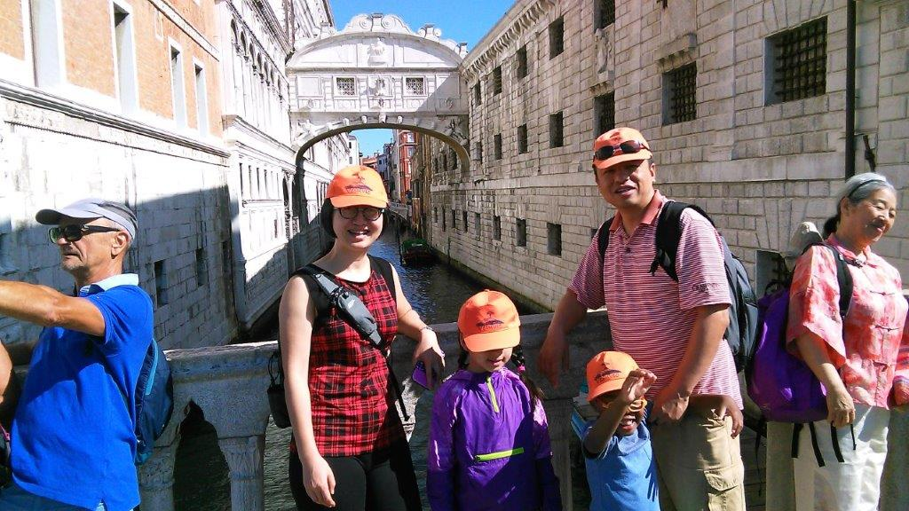 Private italy tour - Venice - Ponte dei sospiri - Bridge of sighs