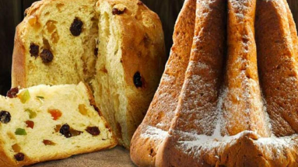 MY PRIVATE ITALY: AT CHRISTMAS, PANDORO OR PANETTONE?