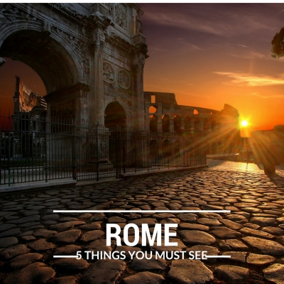 Italy with italians: 5 things you don't want to miss in a Rome tour